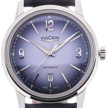Vulcain 50s Presidents Classic 42 Automatic Blue Dial