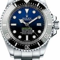 Rolex Deepsea Seadweller 116660 D Blue James Cameron 2017