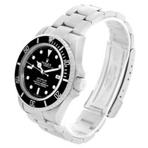 Rolex Seadweller Stainless Steel Black Dial Automatic Mens...