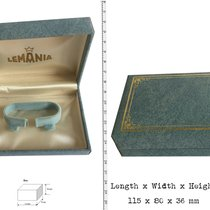 Lemania box