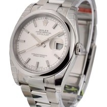Rolex Unworn 116200 Mens DATEJUST with Oyster Bracelet -...