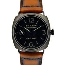 Panerai Radiomir Black Seal Watch