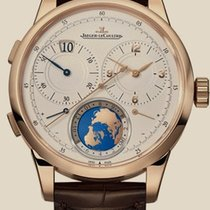 ジャガー・ルクルト (Jaeger-LeCoultre) Duometre Unique Travel Time