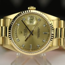 Rolex Day-Date Double Quick