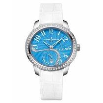 Ulysse Nardin Jade Blue Dial Diamonds Ladies watch