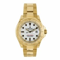 Rolex Yacht-Master Gold 16628 (Pre-Owned)