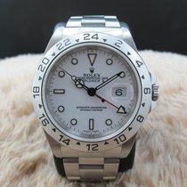 ロレックス (Rolex) EXPLORER 2 16570 White (Swiss Made) Dial