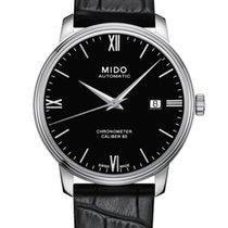Mido Baroncelli III Chronometer 80 Gent M027.408.16.058.00