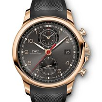 IWC IW3905-05 Portuguese Yacht Club Mens 45.5mm in Rose Gold -...