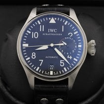 IWC Big Pilot Iw5004 Stainless Steel