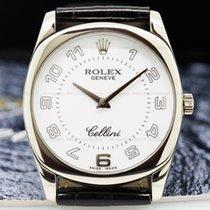 Rolex 4233 Cellini Danaos White Gold / White Gold (26257)