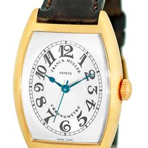 "Franck Muller Gent's 18K Yellow Gold  ""Master of..."