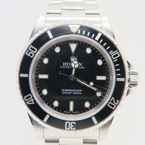 Rolex Submariner No Date Pre Ceramic Like New