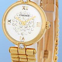 Cartier Diamond Dresswatch.