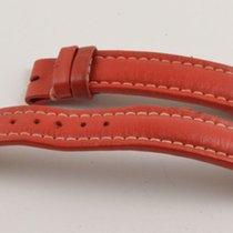 Breitling Leder Armband Band 18mm 18-16 Für Dornschliesse Rot