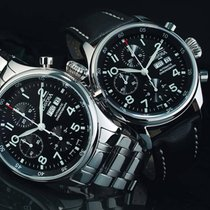 Davosa Uhr Pilot Automatik Chronograph 161.004.50