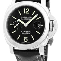 "パネライ (Panerai) Gent's Stainless Steel 44mm  ""Luminor..."