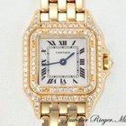 Cartier Panthere Lady Gelbgold 750 Diamanten