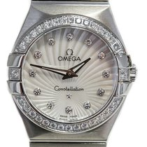 Omega Constellation 27 Diamonds