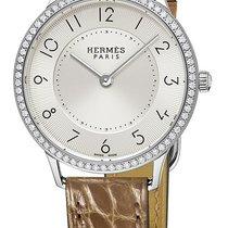 Hermès Slim d'Hermes MM Quartz 32mm 041699ww00