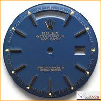 Rolex Dial  Day Date Blue Color Dial Ref 1803  Stock #204-ORI