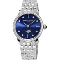 Frederique Constant Ladies FC-206ND1SD26B Slimline Moonphase...
