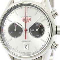 タグ・ホイヤー (TAG Heuer) Carrera Chronograph Caliber 17 Jack Heuer...