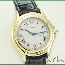 Cartier Panthere Cougar 33 mm 750 Gold
