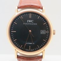 IWC Portofino 18k Rose Gold 38mm Ref. IW353320 (Box&Papers)