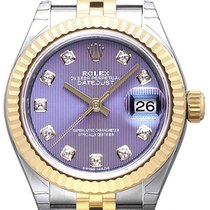 ロレックス (Rolex) Lady-Datejust 28 279173 Lavendelfarben Diamant...