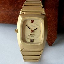 Omega N.O.S. Constellation Beta 21 Electroquartz 18Kt. Gold