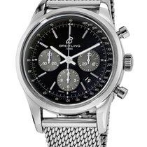 Breitling Transocean Men's Watch AB015212/BA99-154A