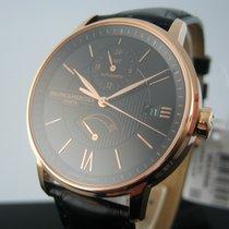 Baume & Mercier Classima Executives Rose Gold GMT MOA10040