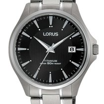 Lorus RS931CX9 Titanium Herren 38mm 5ATM