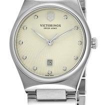 Victorinox Swiss Army Victoria Stainless Steel Womens Watch...