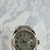 Rolex Skydweller white gold