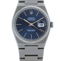 Rolex OYSTERQUARTZ BLUE DIAL LIKE NEW