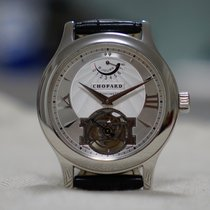 Chopard L.U.C LUC Quattro Tourbillon 8 days Chronometre Platinum