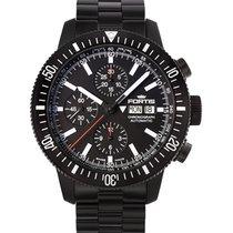 Fortis Cosmonautis Monolith Chronograph 42mm Swiss Auto Watch...