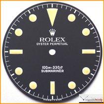 Rolex Dial Submariner 5508 Original Service Dial Stock #195-ORI