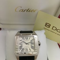 Cartier Eightday watch Santos 100 W20106X8
