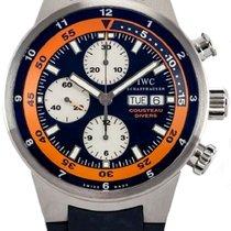 IWC Aquatimer Chrono Cousteau IW3781 01