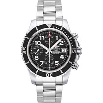 Breitling Men's A13311C9/BE93/161A Superocean Chronograph...