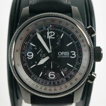 Oris Big Crown X1 Calculator Automatic Chronograph Pvd