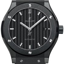 Hublot Classic Fusion 42mm Automatic Black Magic