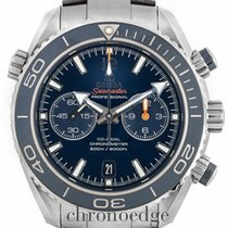 Omega Seamaster Planet Ocean Chronograph Titanium Co-Axial 600M