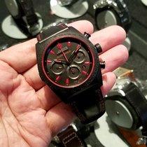 Tudor 42000CR Leather Strap (888) Fastrider Black Shield 42mm