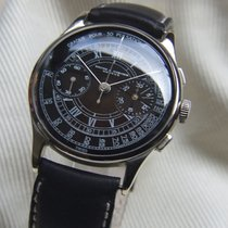 Baume & Mercier Vintage Overzize Chronograph with Pulsomet...