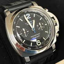 Panerai Regatta  Luminor Flyback 1950 Chronograph  PAM 253