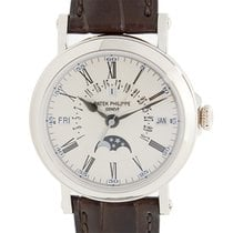 Patek Philippe Complications White Gold White Automatic 5159G-001